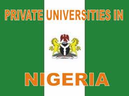 Full List Of Private Universities In Nigeria & Their School Fees