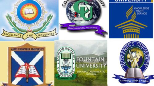 List of Private institutions That Offers Admissions Without JAMB