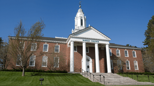Global Scholars Program to Study at Babson College, USA 2020