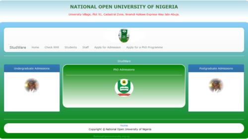 www Nouonline.net – National Open University Student Login Portal