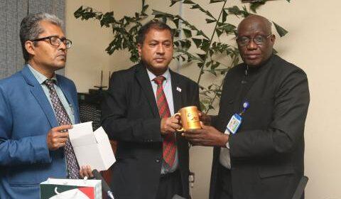 NOUN Collaborated with Republic of Bangladesh
