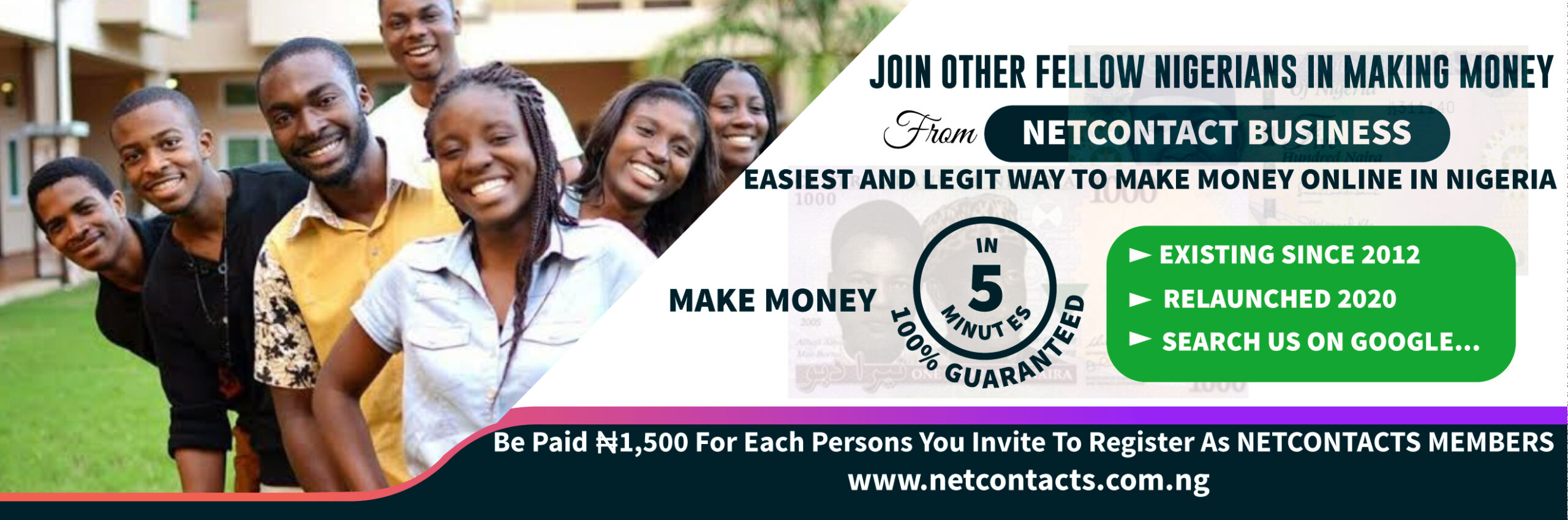 Discover How You Can Be Making Atleast ₦100K Monthlyly With Your Phone And From Home Legitimately.